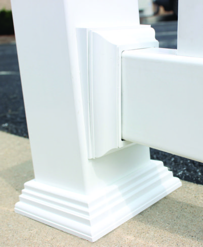 5° Bracket Adapter for ADA Accessibility Ramps