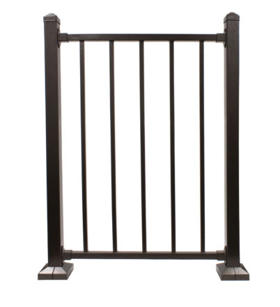 S110 Steel Railing Pre-Assembled Panel